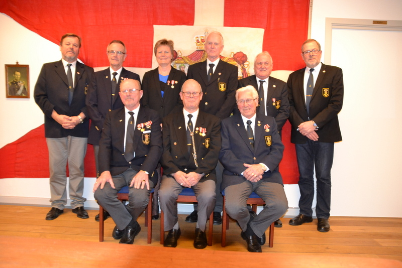 Bestyrelsen 2016
