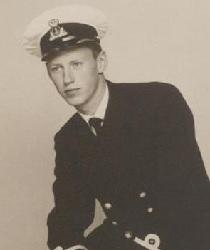 Poul Ellehammer. Indkaldt juli 1957