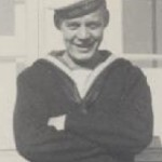 Poul Rasmussen. Indkaldt juli  1950