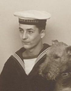 Rholf Boserup. Indkaldt 1956