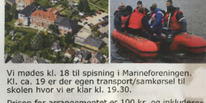 Besøg på Svendborg Søfartsskole