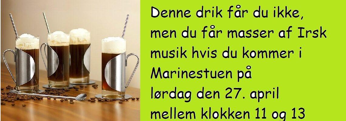 #Irsk kaffe