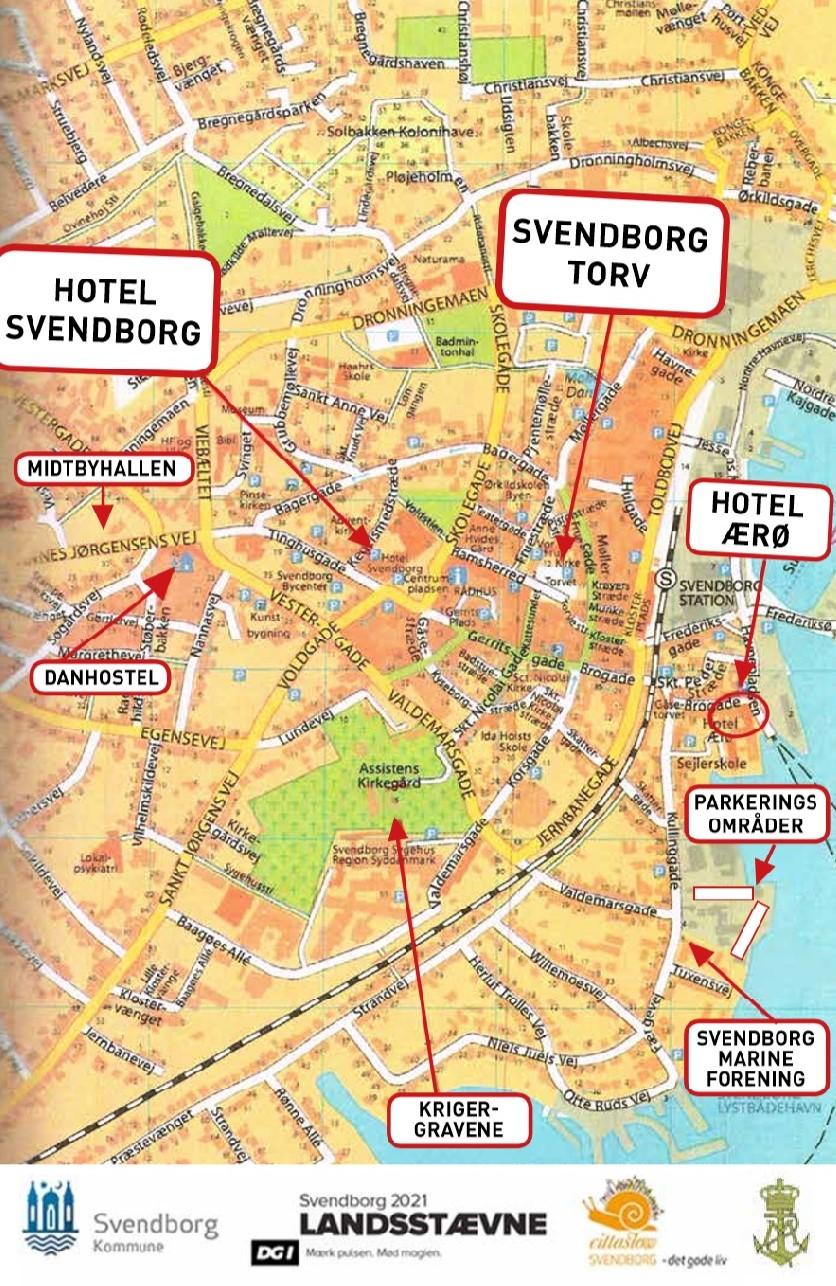 Bykort svendborg Vindeby