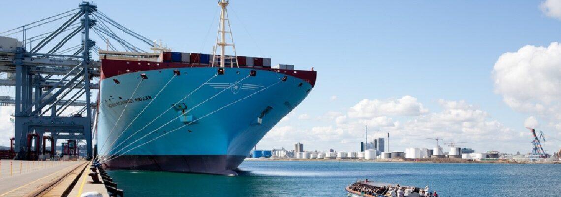 #Maersk